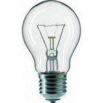 Лампа Stan 40W E27 230V A55 CL 1CT/12X10F  PHILIPS